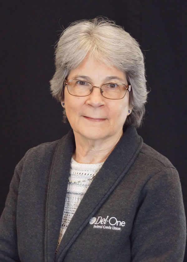 Kathy Decker, Treasurer